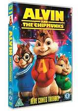 Alvin And The Chipmunks: The Movie - DVD