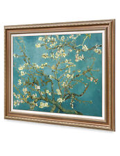 DecorArts Almond Blossom Tree VanGogh Reproduction Museum Quality Framed 3024