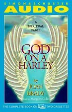 Audio Cassettes GOD ON A HARLEY A SPIRITUAL FABLE  by Joan Brady Pre-Owned