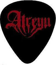 ATREYU Slasher logo GUITAR PICK NEW OFFICIAL MERCHANDISE RARE Metalcore