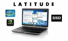 "Dell Latitude E6430 14"" HD+ i7-3520M Up 3.6Ghz 16GB RAM 240GB SSD NVS 5200M 1GB"