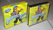 3 Cd CARTOONLANDIA BOYS Italia 1 2005 OTTIMO Cristina D'Avena Cartoni Tv