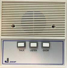 Jeron 2001 Intercom Apartment Station Door Entry Station   - Brand New
