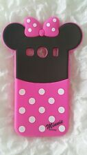 Silicone Cover per cellulari MINNIE para SAMSUNG GALAXY ACE 4 G357