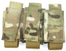 Eagle Industries SOFLCS Multicam Triple 40mm Grenade Smoke Flash Pouch CRYE 330D