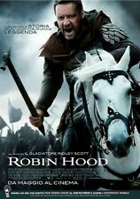 POSTER ROBIN HOOD RUSSELL CROWE RIDLEY SCOTT ACTION #2
