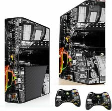 New York Sticker/Skin xbox 360e Console & Remote controller xsk21