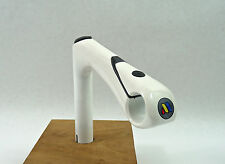 Modolo Stem Team Slk White 120Mm 22.2 26.0 Vintage Road Bike NOS
