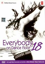 EVERYBODY ON DANCE FLOOR 18 - A SET OF 2 BRAND NEW DVD'S - FREE UK POST