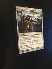MTG MAGIC DARK ASCENSION GRAFDIGGER'S CAGE (FRENCH CAGE DU FOSSOYEUR DE GRAF) NM