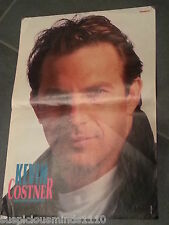 Kevin Costner Poster - 90er Jahre + LARRY- ca. 42x28 cm - Bravo Clipping