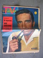 TV SORRISI e CANZONI # 11 - 12 MARZO 1961 - UBALDO LAY