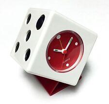 Dice Quartz Alarm Clock