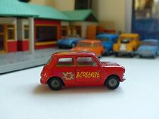 Corgi Toys 349 Morris Mini-Minor 'Pop Art' original