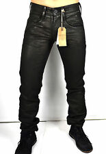 GUESS Men's Vermont Copper Coated Slim Tapered Jeans Size 29x33