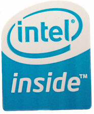 INTEL INSIDE STICKER LOGO AUFKLEBER 16x20mm (269)