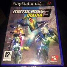 motorcross mania 3  ps2 playstation 2 complete PAL