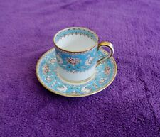 VINTAGE STAFFORDSHIRE ELLESMERE CHINA TEA CUP AND SAUCER - ENGLAND **BEAUTIFUL**
