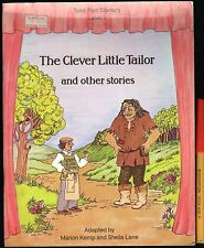 THREE PLAYS: for SCHOOL or HOME The Clever Little Tailor & other Stories RARE!