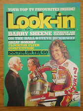 LOOK IN MAGAZINE 30 April 1977 BARRY SHEENE Cliff Richard Posters