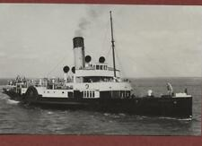 PS Shanklin   (Rayner, Ryde) photo card  qh83