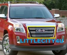 FOR 2010 2011 2012 2013 GMC Terrain Billet Grille Insert With Logo Show 3PCS