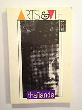 ARTS ET VIE POCHE THAILANDE 1990 ILLUSTRE