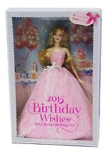 Mattel Barbie CFG03 Alles Gute zum Geburtstag Collector Birthday Wishes 2015 NE8