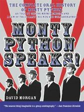 Masters in Film: Monty Python Speaks! : The Complete Oral History of Monty Py...