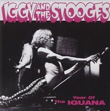 IGGY POP & the STOOGES - Year of the Iguana ('70s material) CD