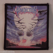 BENEDICTION Dark Is The Season (Printed Patch) (NEW)
