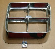 1975 Pontiac Firebird Trans Am Left Park Light Bezel