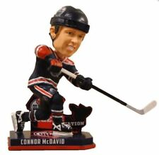 Connor McDavid Edmonton Oilers Nations Bobblehead - NHL