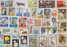 1000 ALL DIFFERENT HUNGARY PICTORIAL & COMMEMORATIVE STAMPS