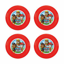 8 Mini Flying Discs Frisbees Paw Patrol Child's Birthday Party Treat Loot Favors