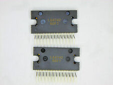 "LA4742  ""Original"" SANYO   25P ZIP IC  2 pcs"