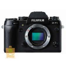 NEW BOXED FUJI FUJIFILM X-T1 XT1 DIGITAL CAMERA BODY ONLY #