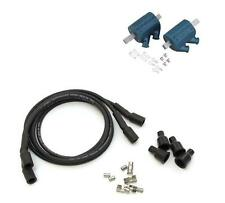 Dyna Ignition Coils 2.2 ohm Dual Output DC4-1 Wires DW-200 Kawasaki ZX9R ZX 9R