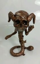 HYPERSTONIC MEDICOM PUSHEAD SNOTBLOWER BRONZE COSMO LIQUID VINYL FIGURE NEW