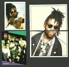 Soul II Soul Music Fab Card Collection Back to Life (However Do You Want Me)