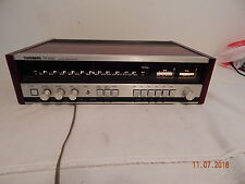 Tanberg TR-2060 stereo receiver VIntage original Works needs TLC