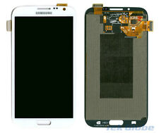 White LCD Touch Screen Digitizer Assembly for Samsung Galaxy Note II 2 N7100