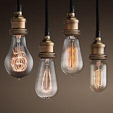 1 RetroVintage Deckenlampen Pendelleuchte Hängeleuchte Lampe Leuchte Kupfer LOFT