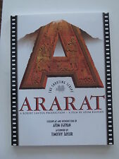 The Shooting Script ARARAT by Atom Egoyan - softcover