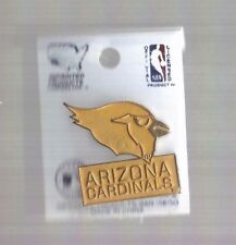 Nice Arizona Cardinals Gold Pin with Cardinal Logo