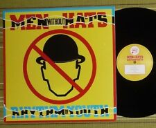 MEN WITHOUT HATS, RHYTHM OF YOUTH, LP 1982 UK 1ST PRESS A-1U/B1 NM/NM