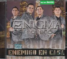 Enigma Norteno Enemigo en Casa CD New Nuevo sealed