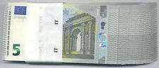 5  EURO - prima serie DRAGHI - ITALIA S001 FDS/UNC - RARA - SVENDO
