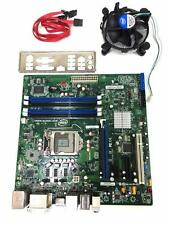 INTEL Mother board DQ67SW mATX LGA 1155 Esata display port with fan & I/O shield
