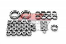 40pcs Metal Sealed Ball Bearing Set For Tamiya CR-01 58405/58414/58429/58436